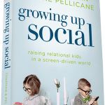 Looking to Reduce Family Screen Time?  Try Growing Up Social by Gary Chapman (Comment to Win A Free Copy!!!)