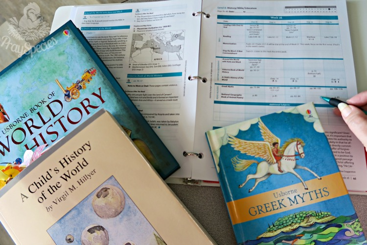 How to Plan Sonlight For Real Life HomeSchool