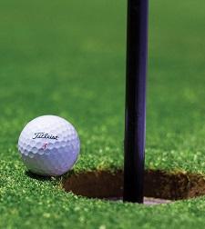 Golf Near Miss