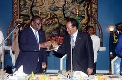 Visite au Cameroun de S.E. Macky SALL, Président de la République du Sénégal (5)