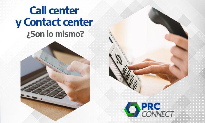 Call center y contact center