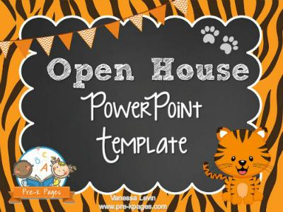 pre k classroom parent open house pre k pages