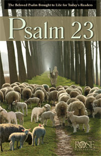 Review: Psalm 23 Pamphlet by Rose Publishing