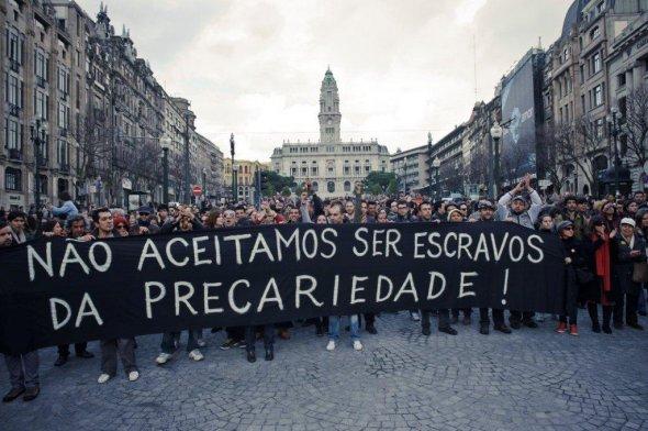 www.precarios.net (Portugal)