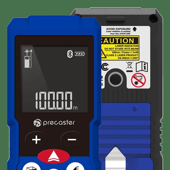 Precaster LDM100 Laser Distance Meter