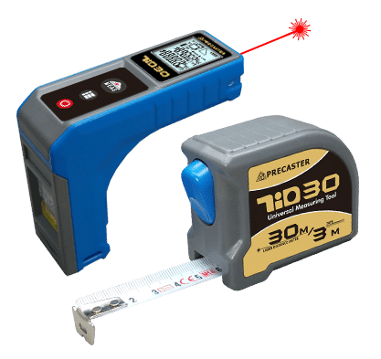 Precaster TIO30 Laser Distance Meter