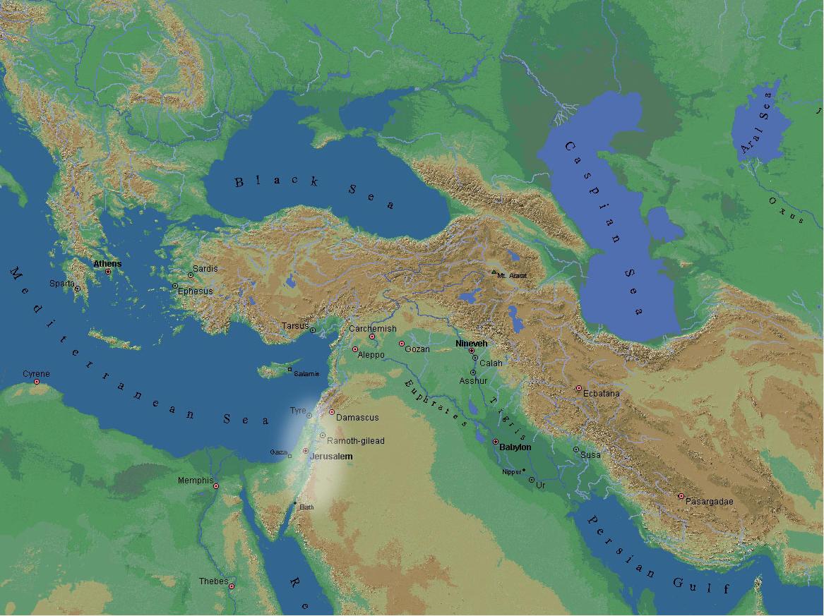 Bible Maps Onsite