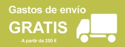Banner gastos de envio gratis