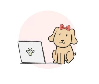 puppy learning