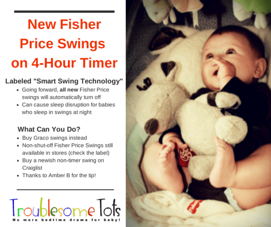 Fisher Price Baby Swings