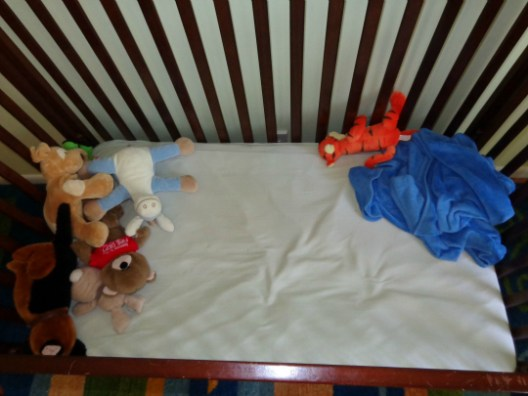 3 year old child sleep environment