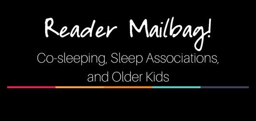 cosleeping sleep associations and older kids