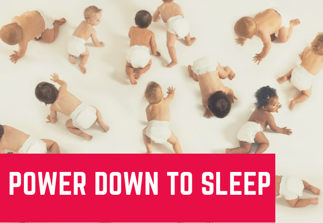 What it Means to Power Down to Sleep