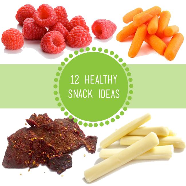 12 healthy snack ideas1
