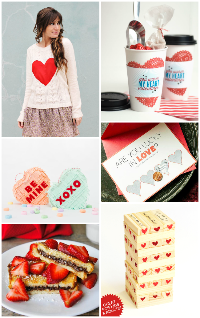 Classy Valentine's Day Round-up | Preciously Paired