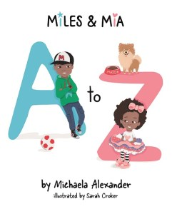 Miles and Mia book front cover