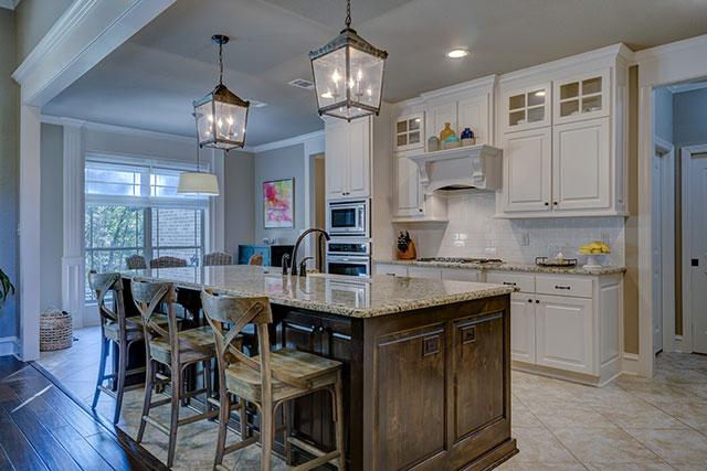 kitchen lighting precise design inc