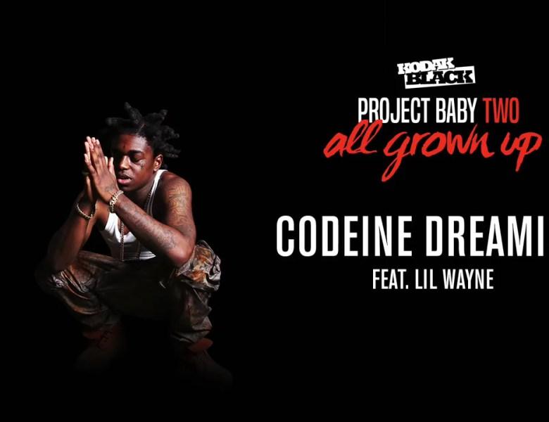 Kodak Black – Codeine Dreaming (feat. Lil Wayne) [Official Audio]