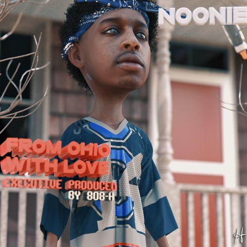 SB Rich Noonie – From Ohio With Love [EP]