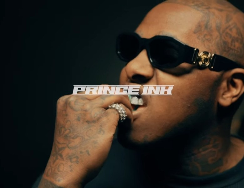 "Prince Ink ""32BARZ"""