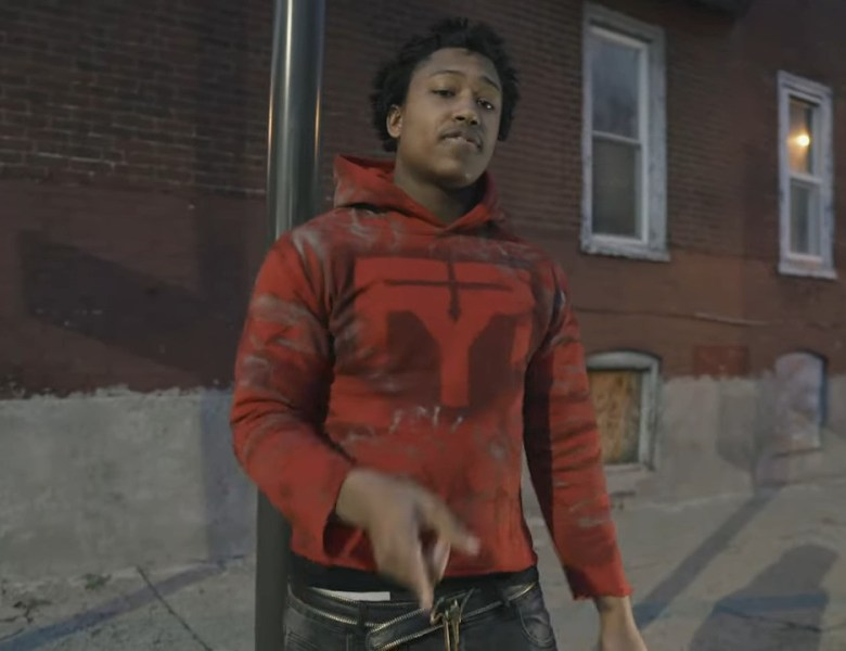 "North Philly's Hizzy Hass drops ""Suicidal Thoughts"" directed by Marlissa Monay"