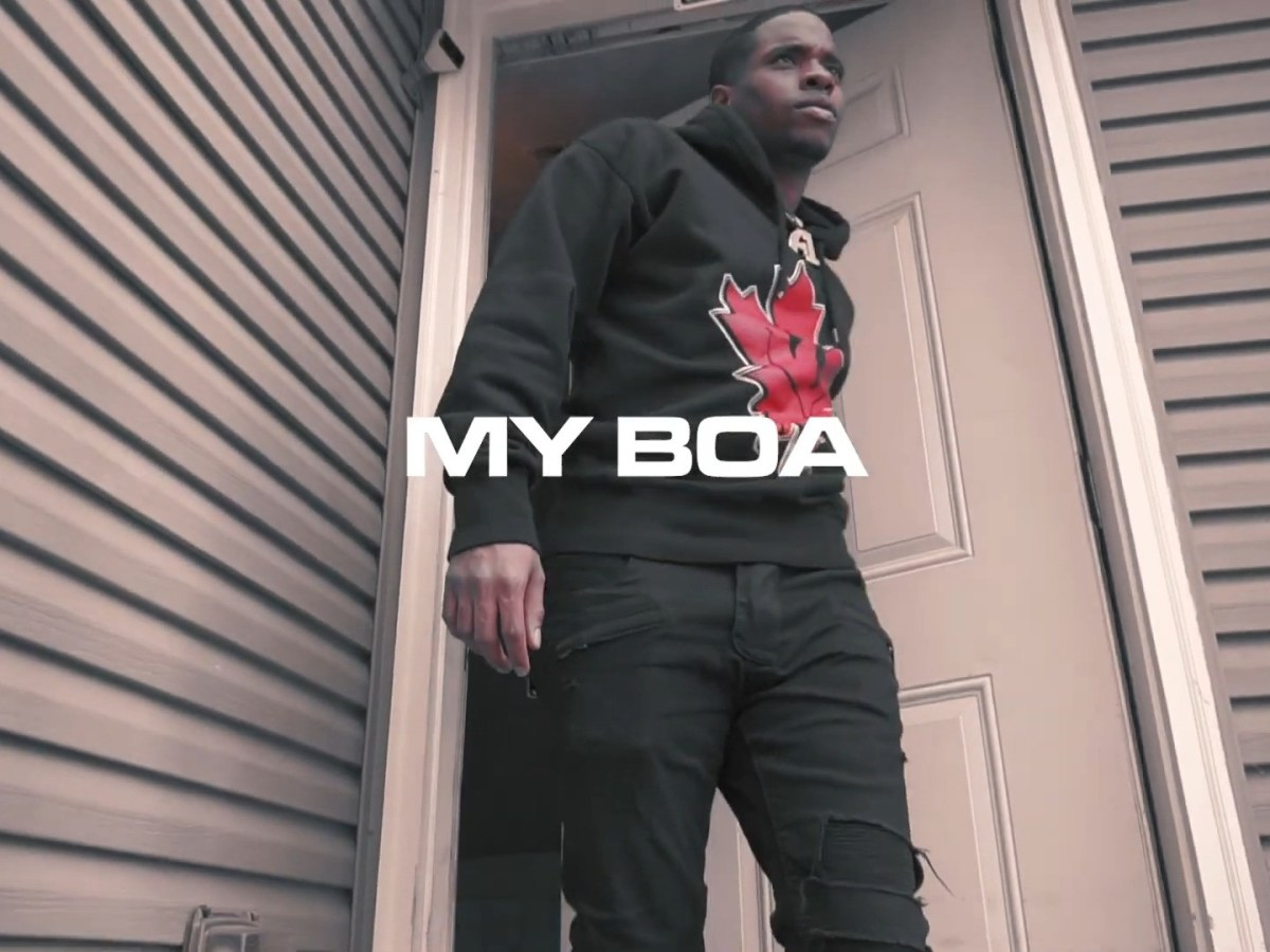 "ONLY1 UNO Drips Some Atlanta Lingo On ""MY BOA"""