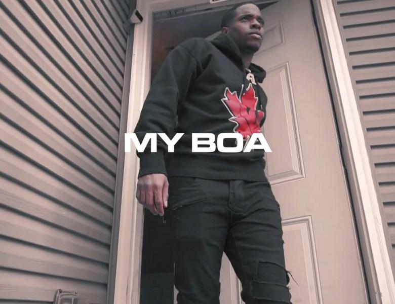 "ONLY1 UNO Drips Some Atlanta Lingo On ""MY BOA"""