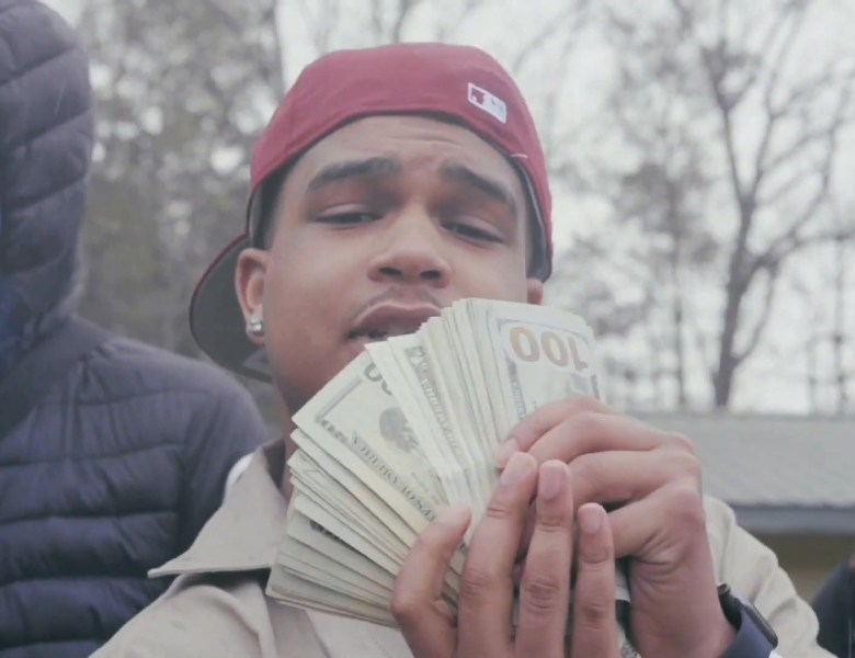 """BlueHunnid N8 Puts On For """"Ellenwood"""" Georgia In His New Video"""