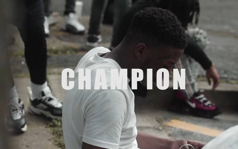 "Hardest thing out since Jeezy DC rapper NoSavage drops ""CHAMPION"""