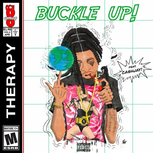 "CASHJAY Is Gassing Up On His ""Buckle Up"" Project"