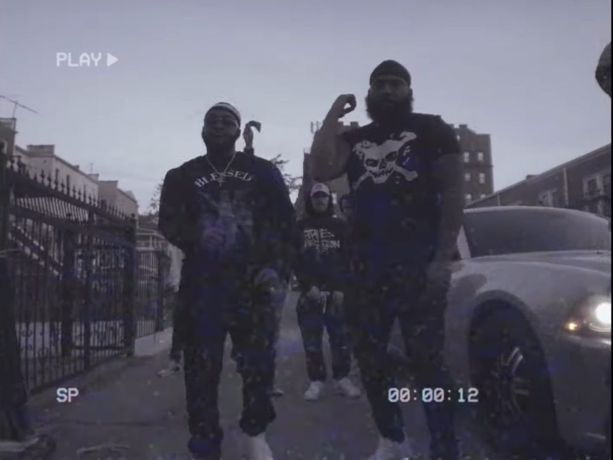"""Pee Gunna & Yazier Belime Team Up In Brooklyn For """"Crisis"""""""
