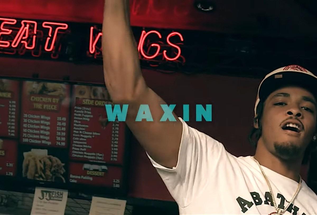 "KFAMOUZ Takes Over JJ's Fish & Chicken In ""WAXIN"""