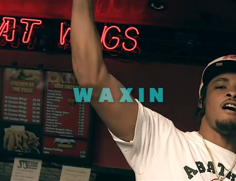 "KFAMOUZ Takes Over JJ's Fish & Chicken In ""WAXIN"""