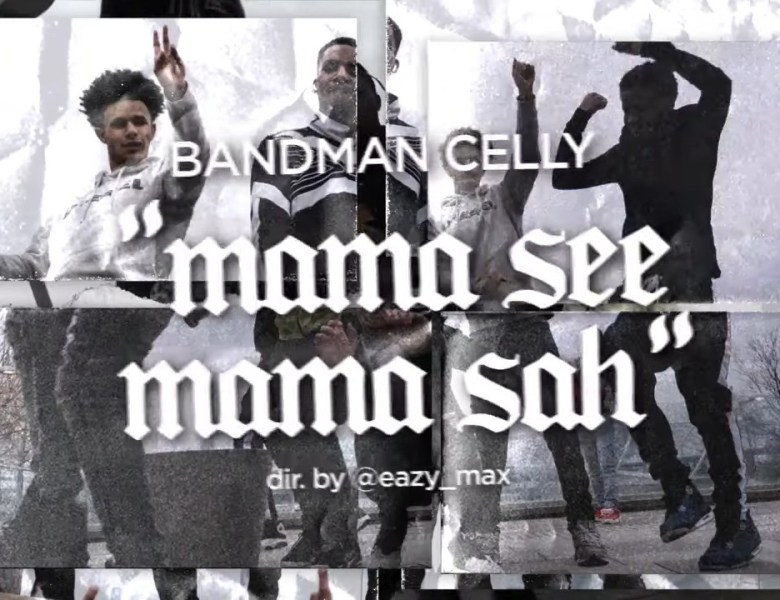 """BandManCelly Gets Litty With The Team In """"Mama See Mama Sah"""""""