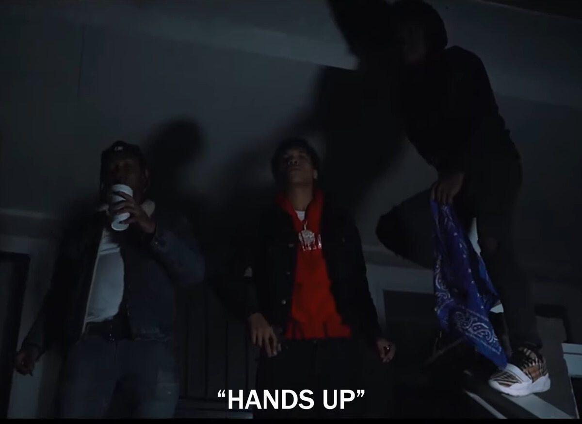"""PNV Jay & Big Fleezy Run It Up In """"Hands Up"""""""