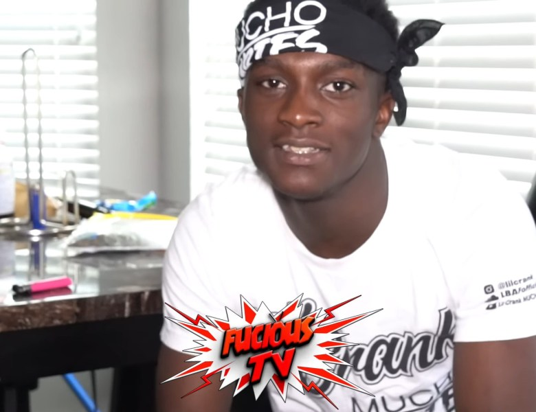 Lil Crank Sits With Fucious TV For A In depth Interview