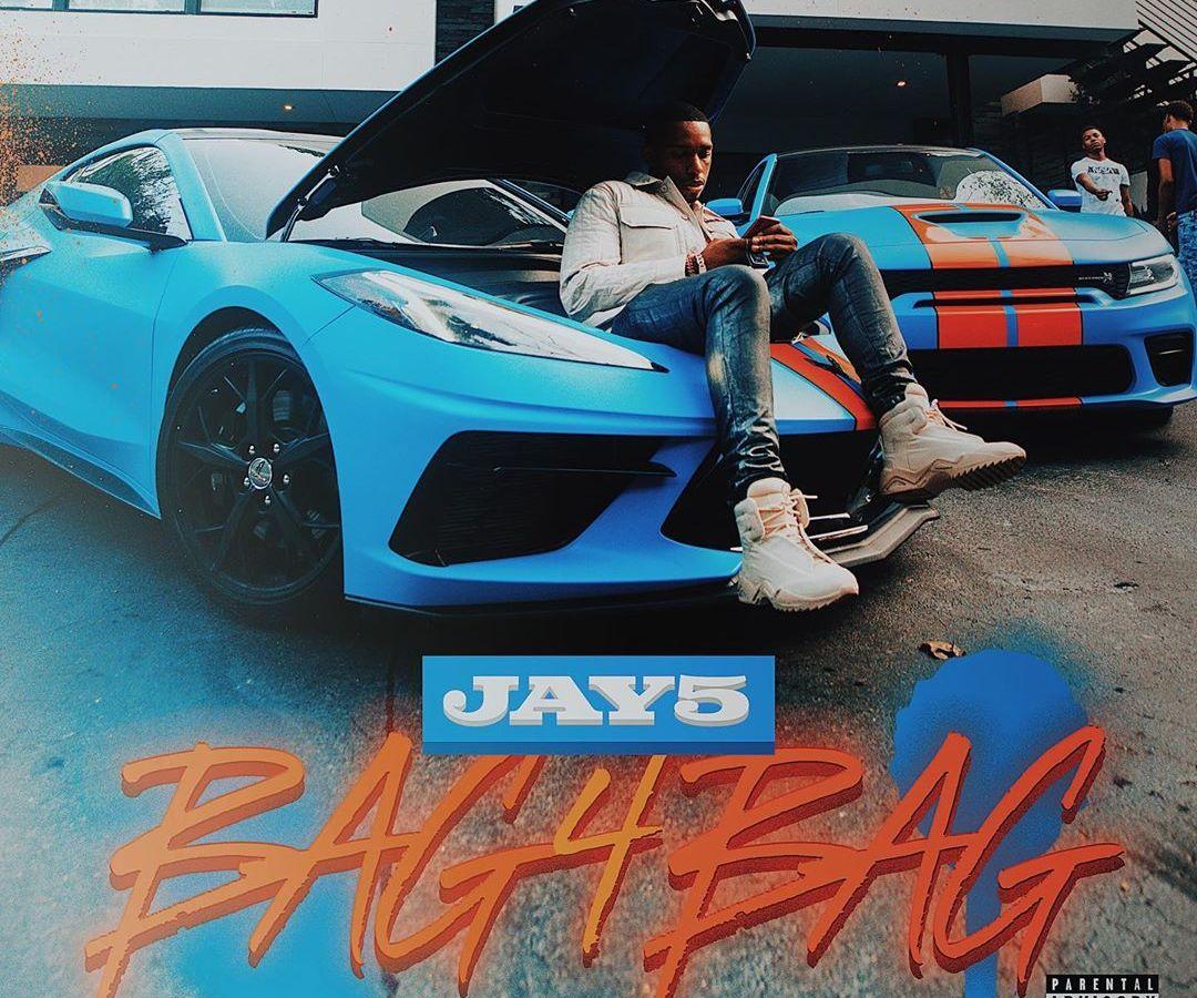"Jay5 Runs It Up On ""Bag 4 Bag"""