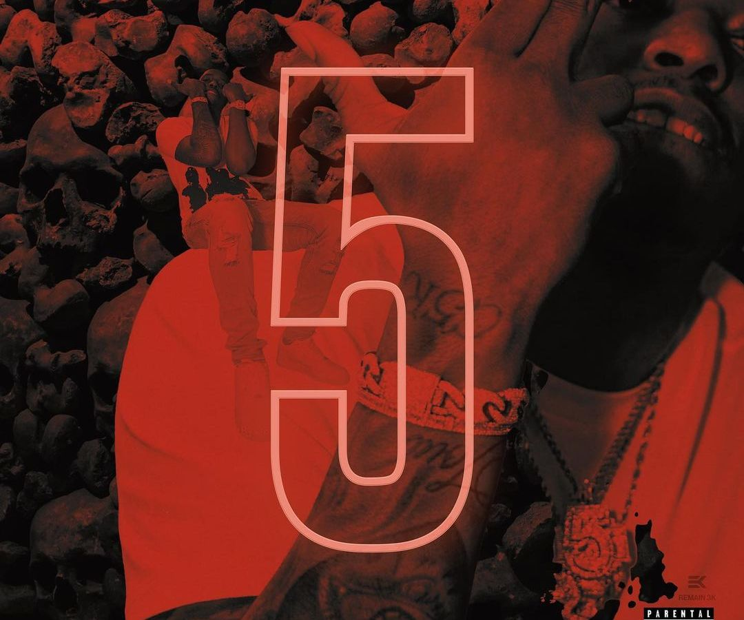 """Jay5 Drops Off His New EP """"5"""""""