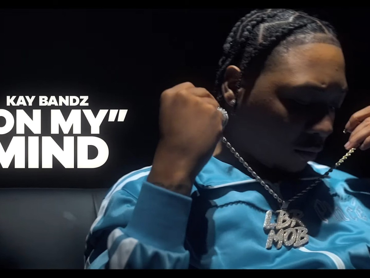 """Kay Bandz Stands On His On For """"On My Mind"""""""