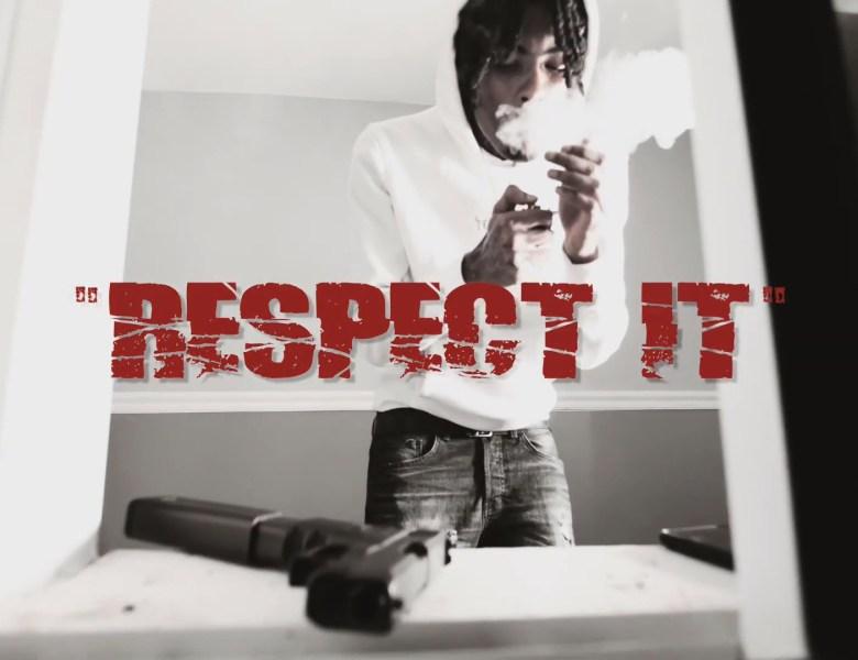 "PG County Rapper Shug Da Trappa Cuts Up In ""Respect It"""