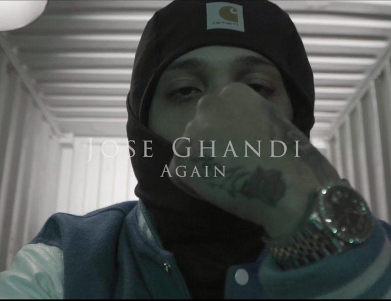 "Jose Ghandi Feels The Pain In ""Again"""
