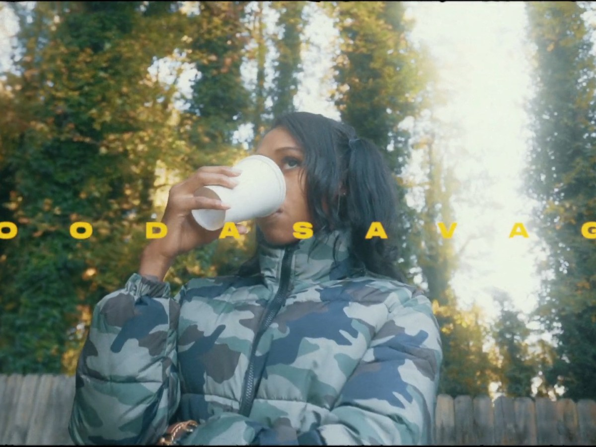 "Woo Da Savage Goes Untamed In A Cage For Her ""K9"" Visual"