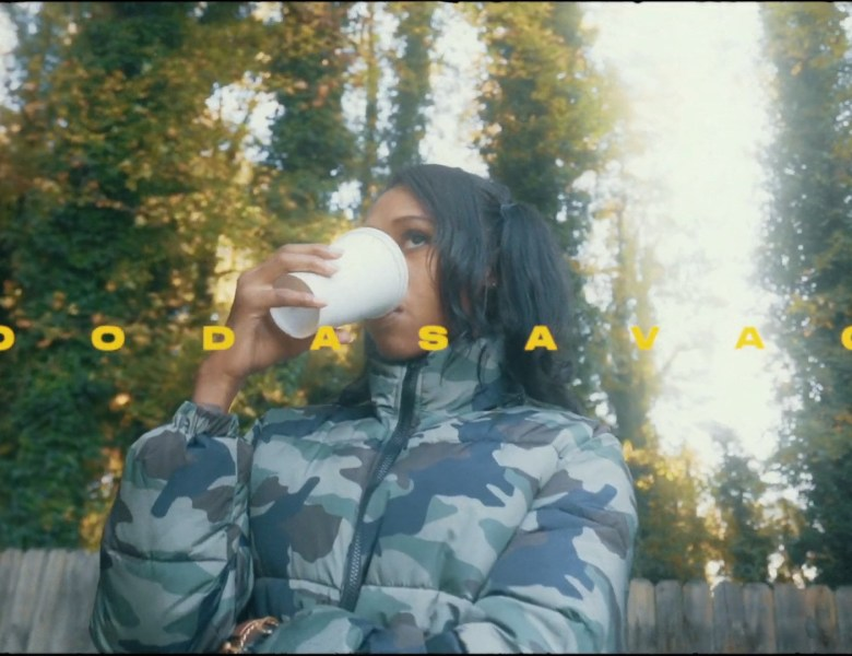 """Woo Da Savage Goes Untamed In A Cage For Her """"K9"""" Visual"""