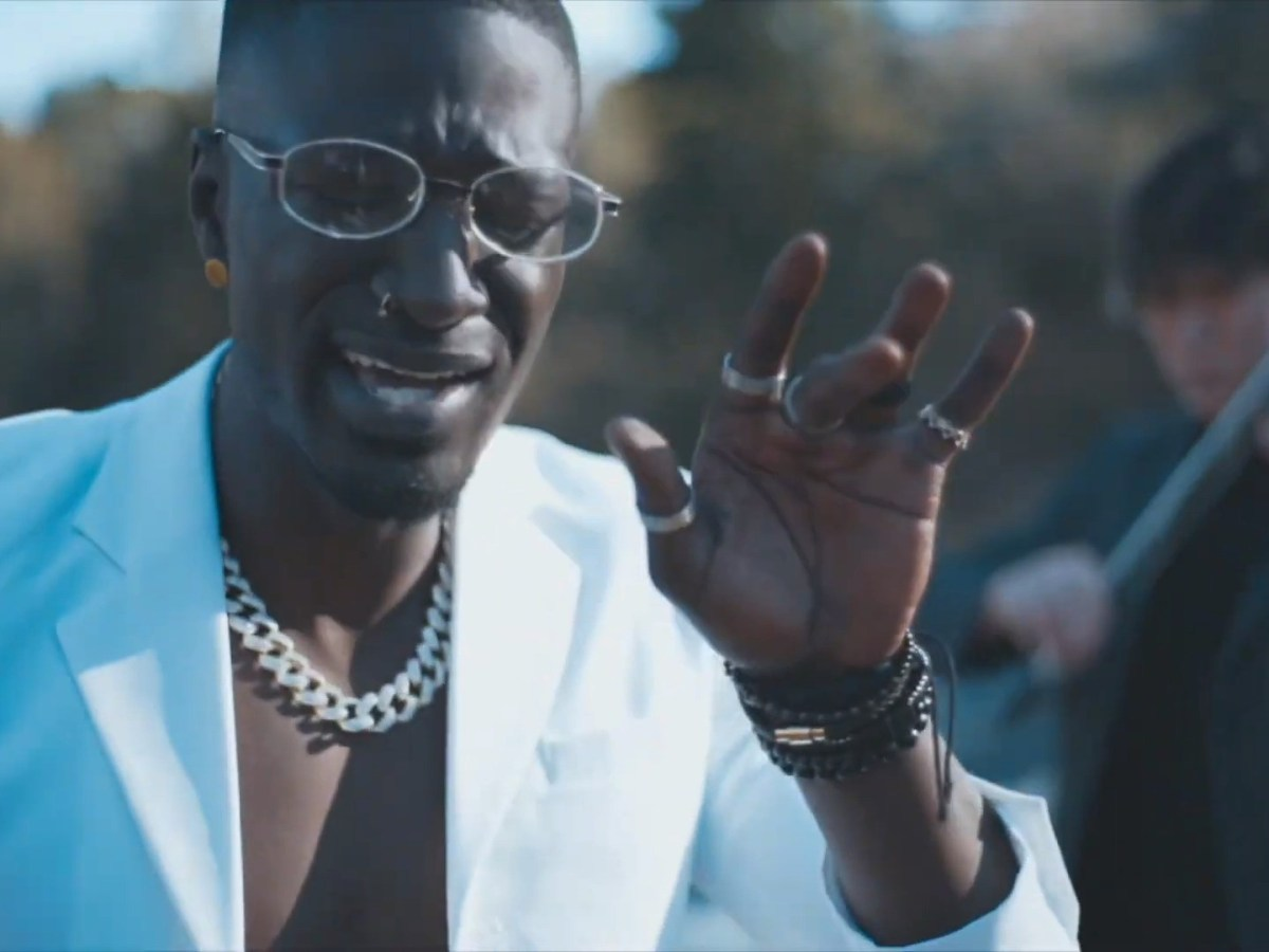 "OBA aka KING Just Dropped A Insane Visual For His Record ""Intentions"" With Alex Ahn Violin"