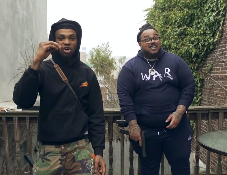 """Bubbling In Philly BigBaby Drops """"Life is Life"""" With Toure"""