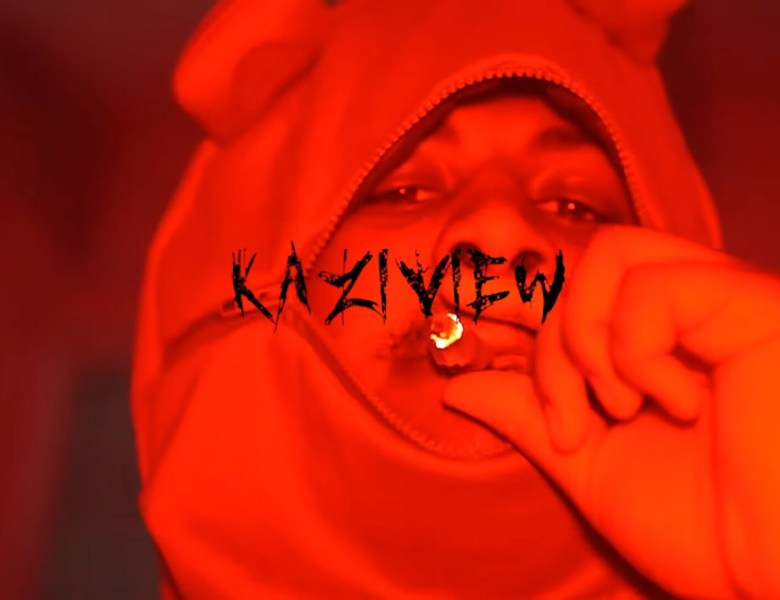 "Kaziview Walks The Streets Zoned Out In ""Thoughts"""