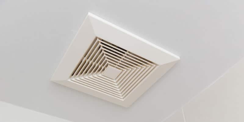 bathroom exhaust fan installation or