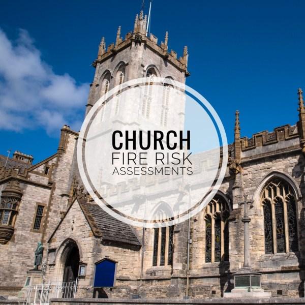 St Peters Church in Dorchester, Dorset, UK