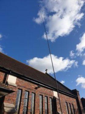 30m Pole Camera