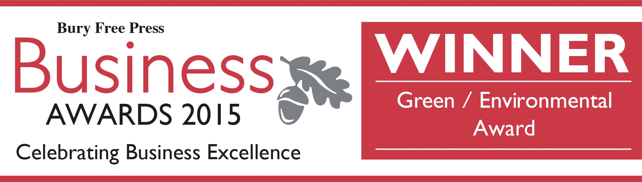 Bury free press business awards 2015 Green/environmental award winner: Precision
